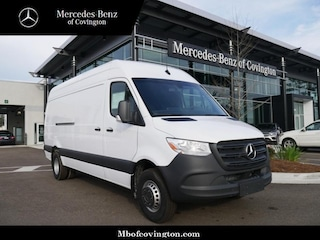 2019 Mercedes-Benz Sprinter 4500 High Roof V6 Cargo Van