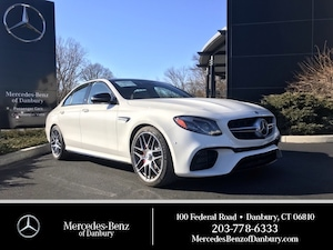 2019 Mercedes-Benz AMG E 63 S 4MATIC Sedan