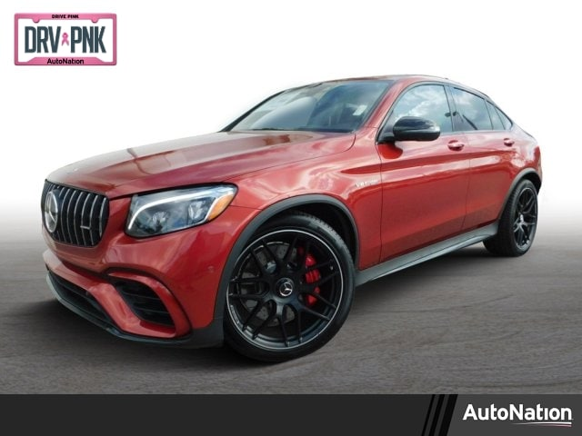 2019 Mercedes-Benz AMG GLC 63 S 4MATIC Coupe