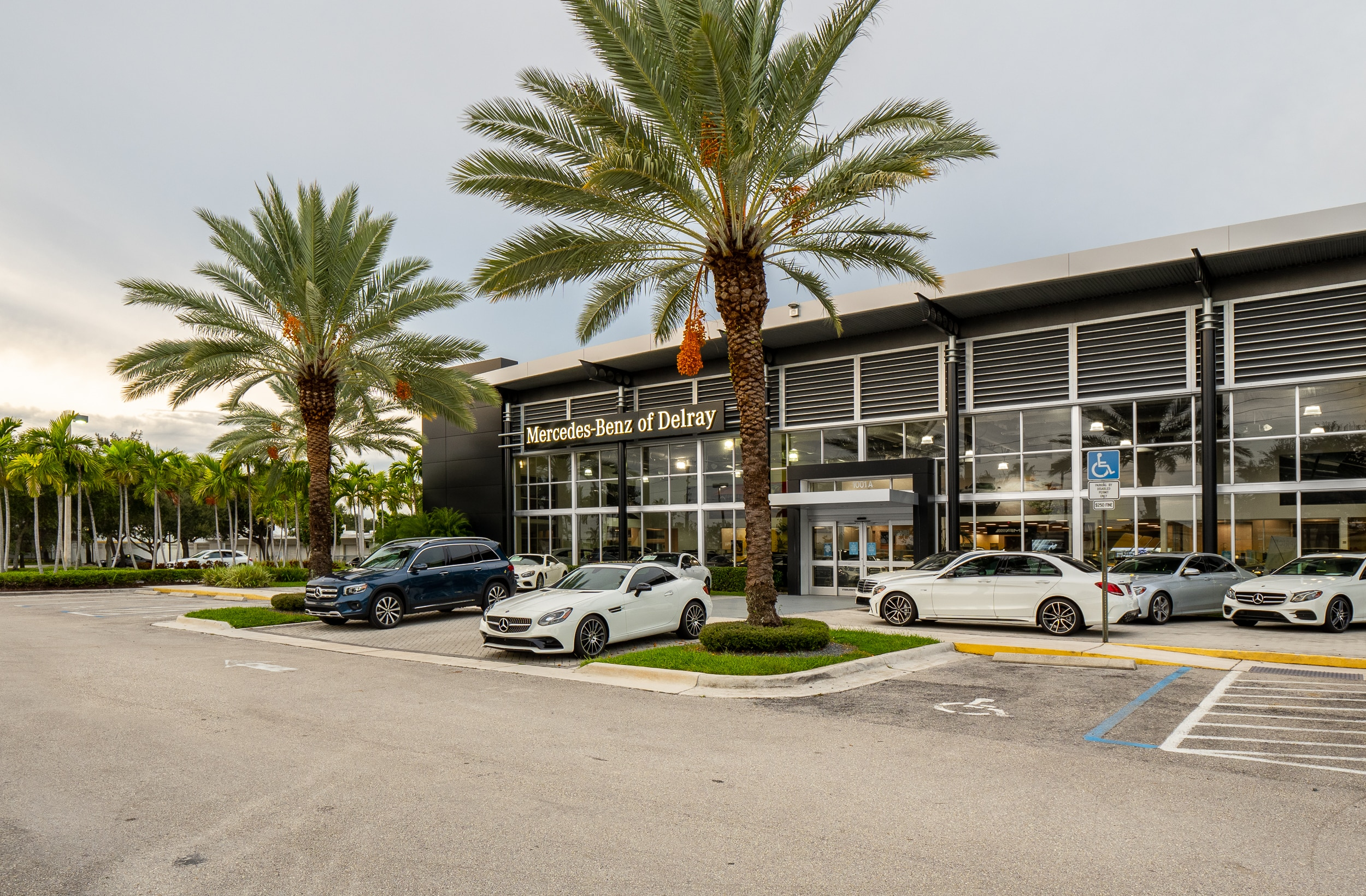 Mercedes-Benz of Delray offers Mercedes-Benz sales, service, and parts in Delray Beach