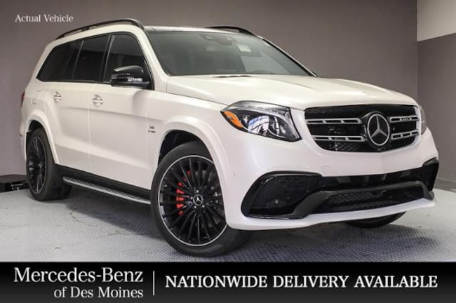 2018 Mercedes-Benz AMG GLS 63 4MATIC SUV Medford, OR