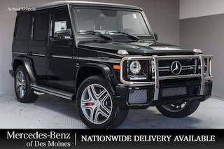 New 2018 Mercedes-Benz AMG G 63 Base SUV Des Moines IA