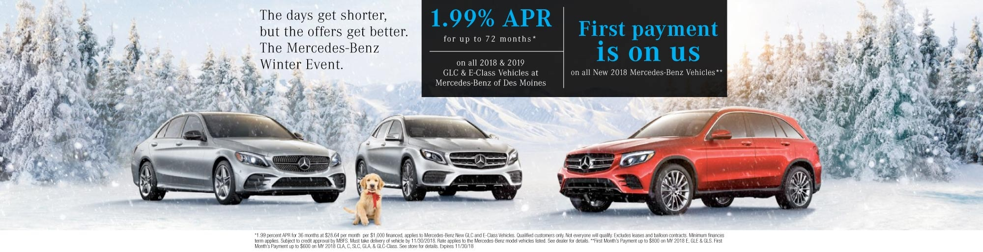 New Mercedes-Benz & Used Car Dealership near Des Moines ...