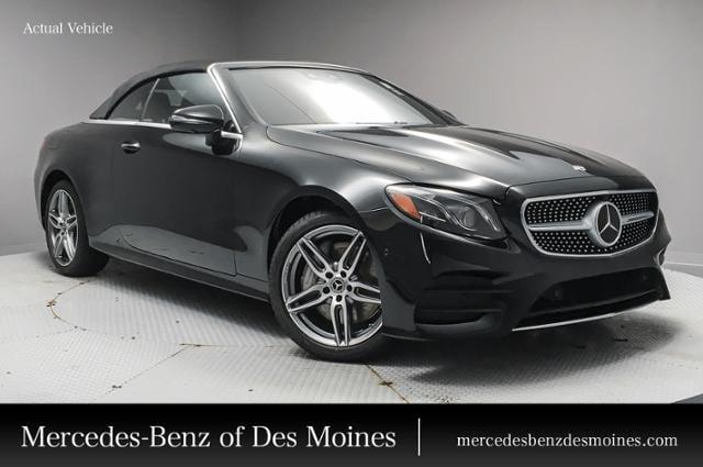 Nice 2019 Mercedes Benz E Class E 450 4MATIC Cabriolet