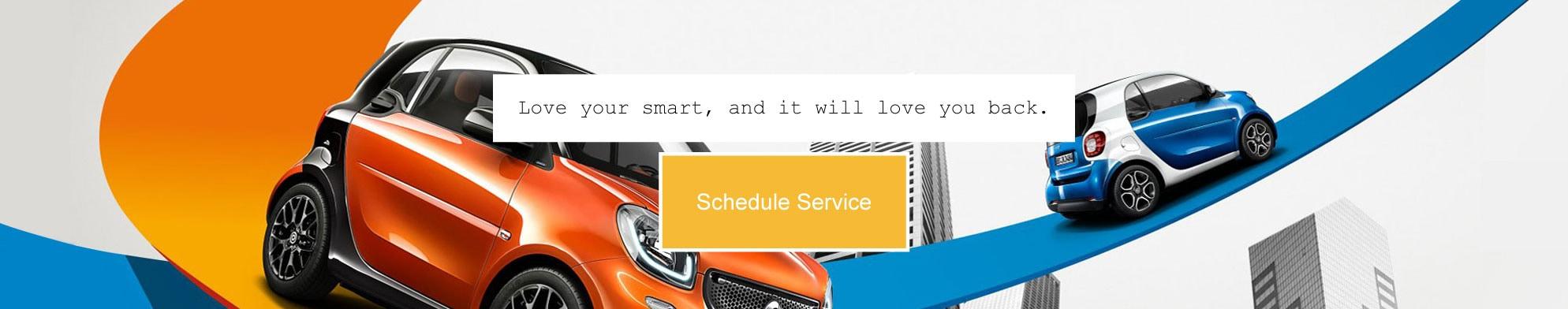 Smart car maintenance schedule mercedes benz dealer in for Schedule b maintenance mercedes benz