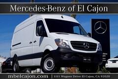 2017 Mercedes-Benz Sprinter 2500 Worker 2500 Standard Roof V6 144 Worker RWD