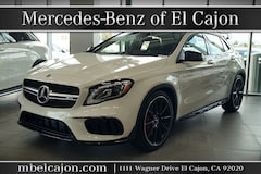 New 2018 Mercedes-Benz AMG GLA 45 4MATIC SUV in Ontario CA
