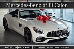 2018 Mercedes-Benz AMG GT AMG GT C Roadster