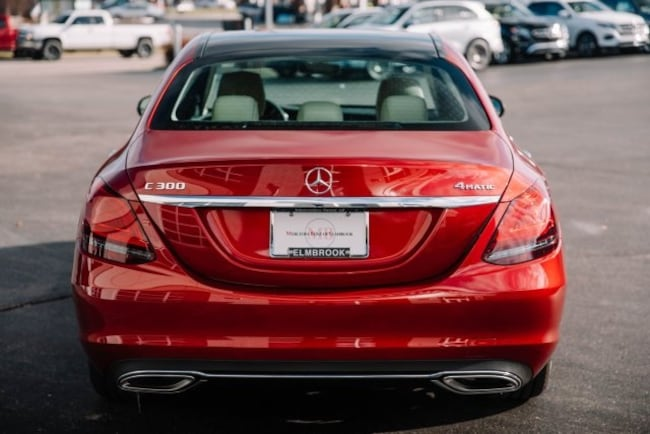 New 2019 Mercedes Benz C Class For Sale Milwaukee Wi West Allis Wi
