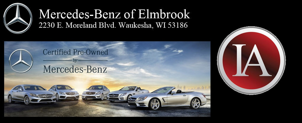 Mercedes benz of elmbrook vehicles for sale in waukesha for Mercedes benz elmbrook