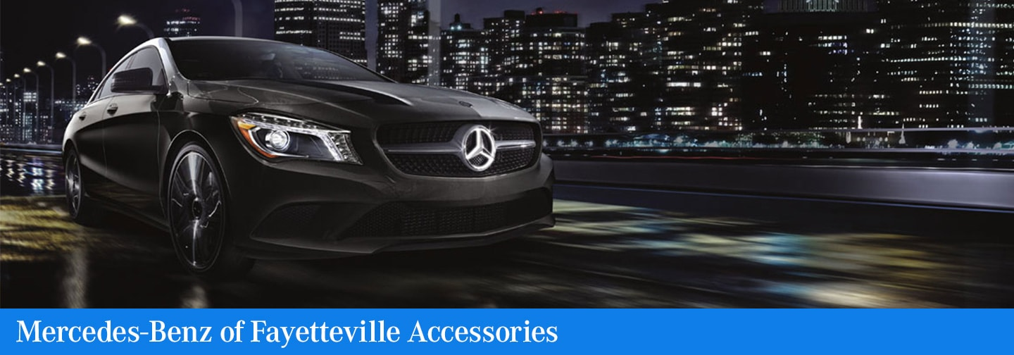 Mercedes Benz Accessories In Fayetteville NC