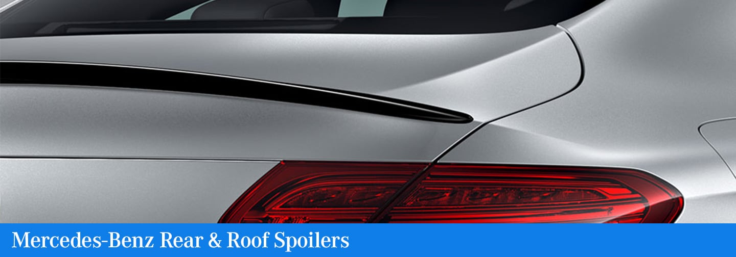 Mercedes Benz Rear Roof Spoilers In Fayetteville NC