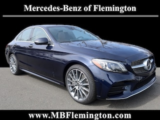 2019 Mercedes-Benz C-Class C 300 4MATIC Sedan