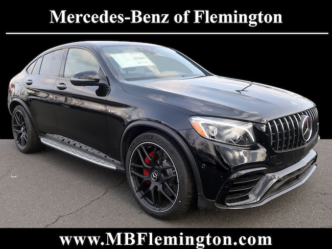 2019 Mercedes-Benz AMG GLC 63 S 4MATIC SUV