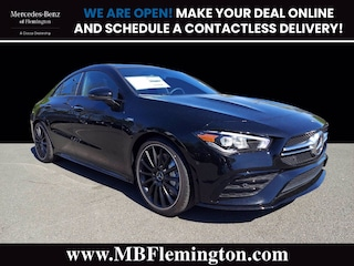 new 2021 Mercedes-Benz AMG CLA 35 4MATIC Coupe state college pa