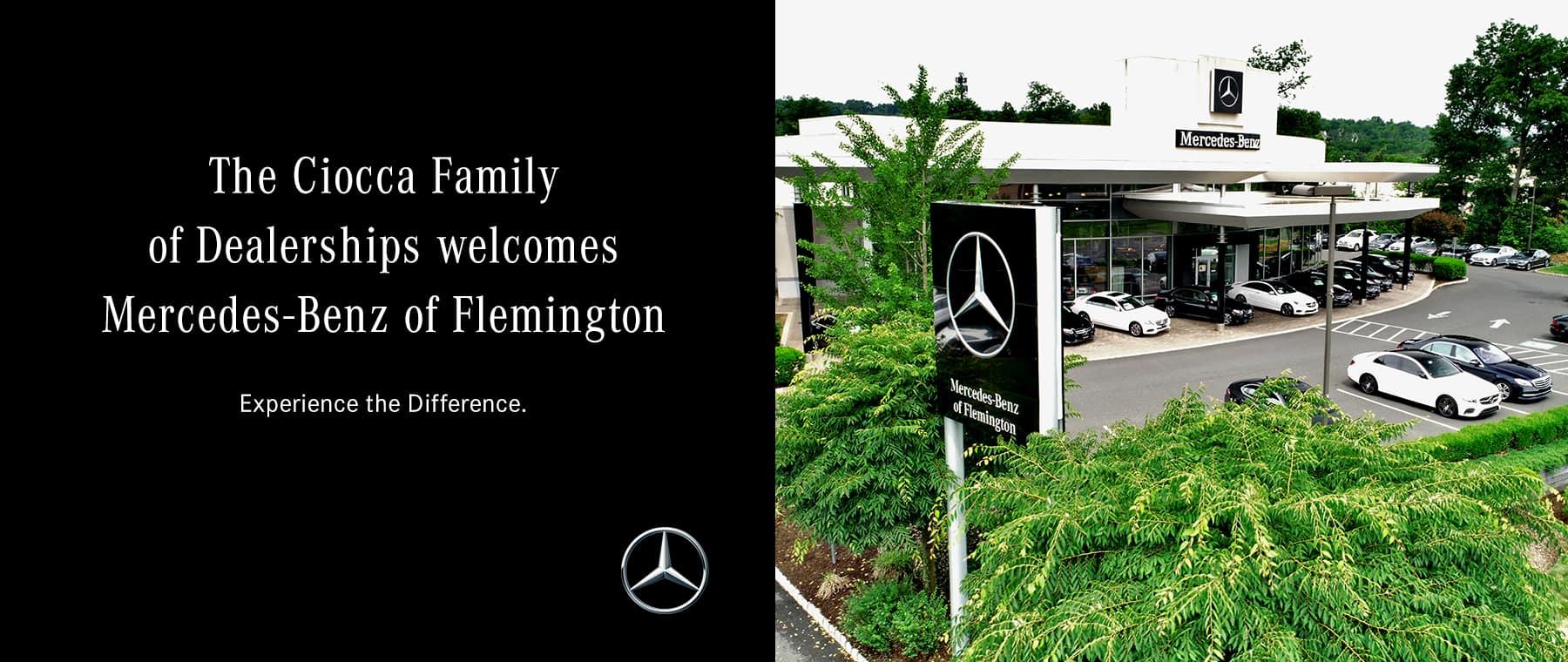 Mercedes Benz Of Flemington | New Mercedes Benz Dealership In Flemington, NJ  08822