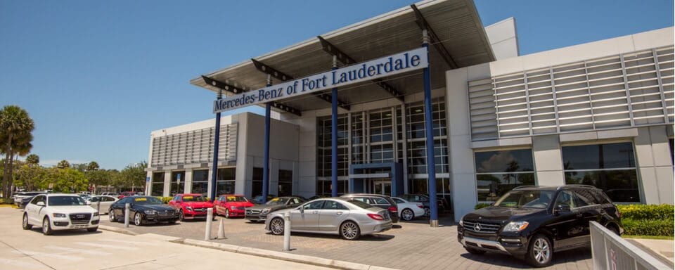 About mercedes benz of fort lauderdale your premier fort for Fort wayne mercedes benz dealership