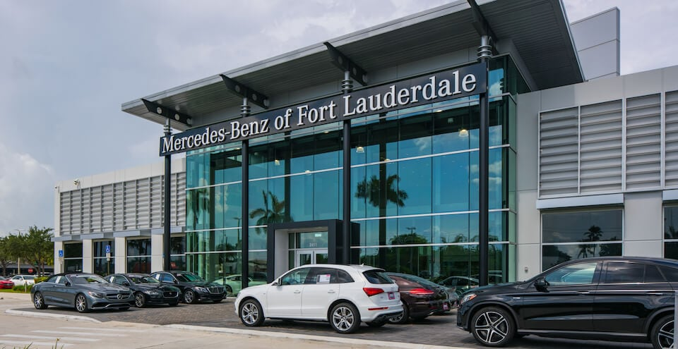 Mercedes Benz Of Fort Lauderdale Mercedes Benz Dealer Near Me Fort