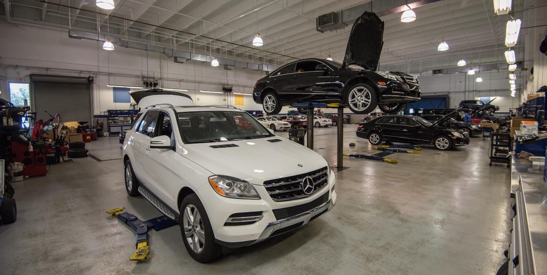 Service Your MercedesBenz Fort Lauderdale FL MercedesBenz Of - Mercedes benz repair near me