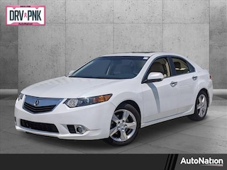 2012 Acura TSX 2.4 w/Technology Package Sedan
