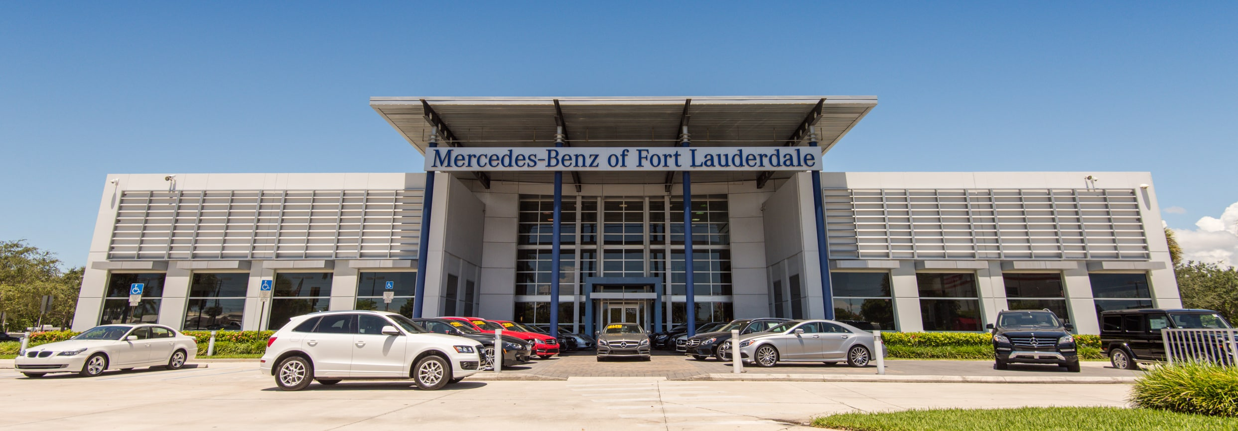 mercedes benz hours directions mercedes benz of fort