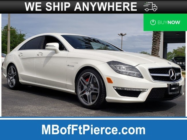 2013 Mercedes-Benz CLS 63 AMG Base (A7) Coupe