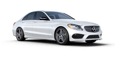 2016 Mercedes-Benz C-Class C450 AMG 4MATIC Sedan