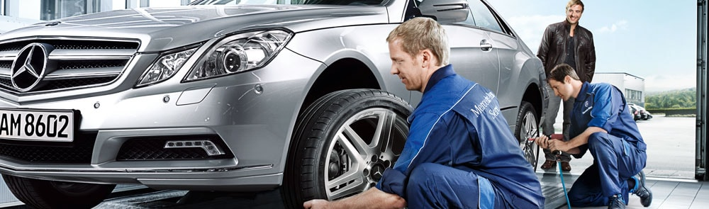 Certified mercedes benz service center in ft pierce fl for Authorized mercedes benz mechanic