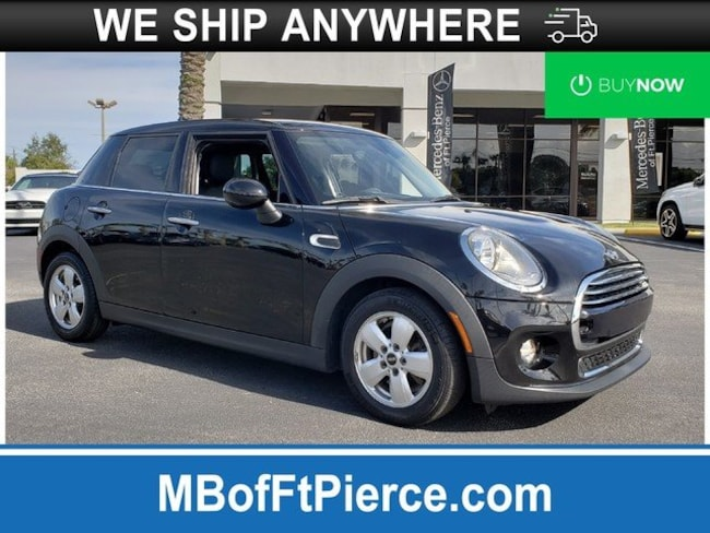 2016 MINI Hardtop 4 Door Cooper Hatchback
