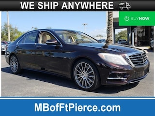 2015 Mercedes-Benz S-Class S 550 4MATIC Sedan