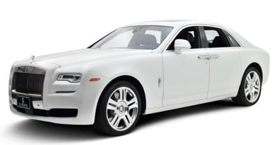2016 Rolls-Royce Ghost Sedan