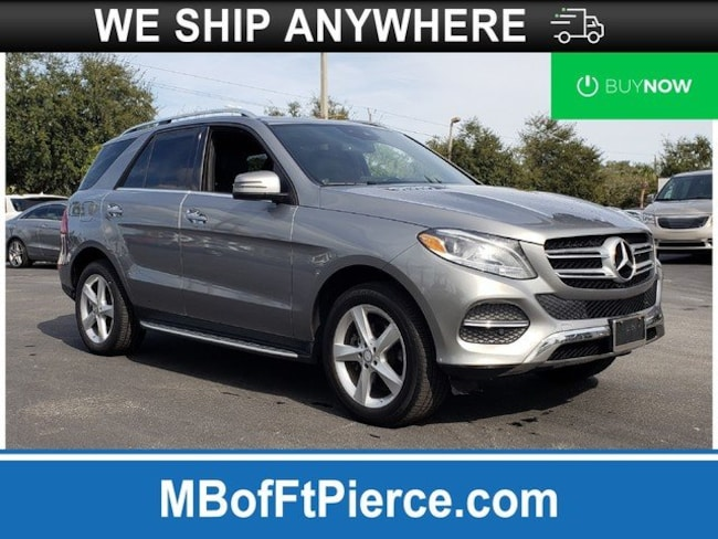 2016 Mercedes-Benz GLE 350 4MATIC SUV