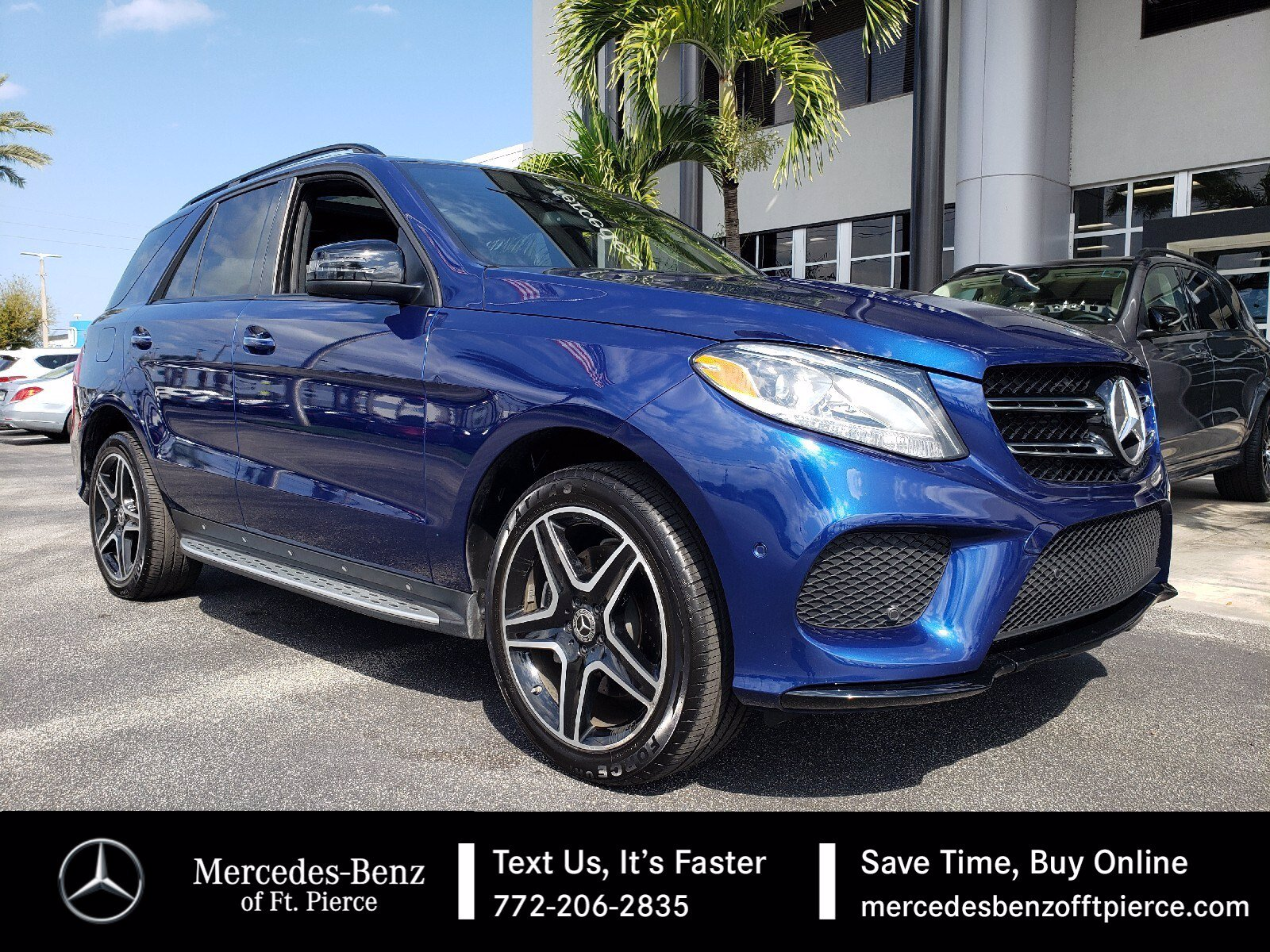 Used Mercedes Benz Gle Fort Pierce Fl