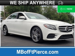 2017 Mercedes-Benz E-Class E 300 Sedan