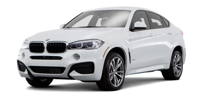 2016 BMW X6 Sport Activity Coupe xDrive35i