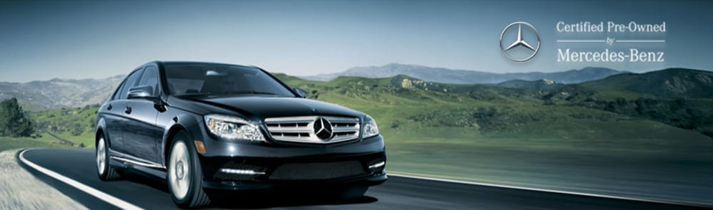Mercedes-Benz of Ft. Pierce Certified Pre-Owned