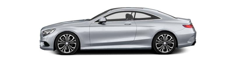 2016 S550 4MATIC® Coupe