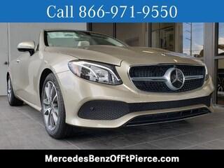 2019 Mercedes-Benz E-Class E 450 Cabriolet