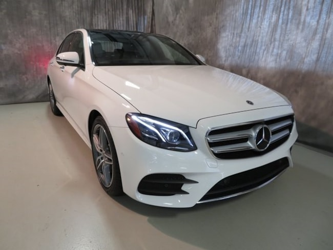 New 2020 Mercedes-Benz E-Class E 350 4MATIC Sedan For Sale/Lease Fort Wayne, IN