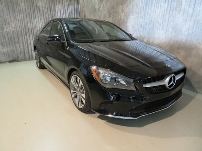 Used 2019 Mercedes-Benz CLA 250 4MATIC Coupe For Sale In Fort Wayne, IN