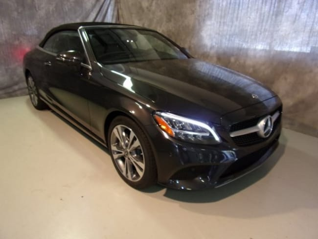 New 2019 Mercedes-Benz C-Class C 300 4MATIC Cabriolet For Sale/Lease Fort Wayne, IN