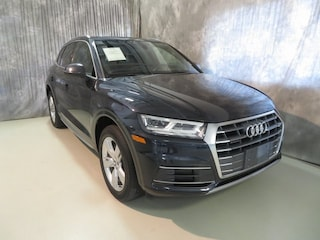 2018 Audi Q5 2.0T SUV For Sale In Fort Wayne, IN