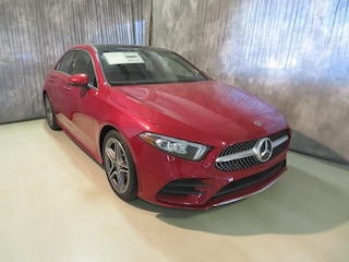 2021 Mercedes-Benz A-Class A 220 4MATIC Sedan