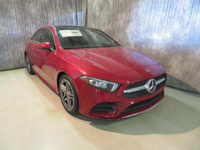 New 2021 Mercedes-Benz A-Class A 220 4MATIC Sedan For Sale/Lease Fort Wayne, IN