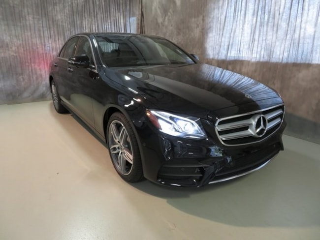 New 2020 Mercedes-Benz E-Class E 450 4MATIC Sedan For Sale/Lease Fort Wayne, IN