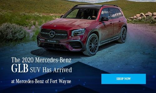 2020 Mercedes-Benz GLB SUV Has Arrived