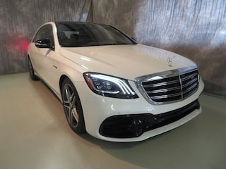 2020 Mercedes-Benz AMG S 63 4MATIC Sedan For Sale In Fort Wayne, IN