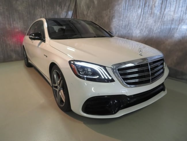 New 2020 Mercedes-Benz AMG S 63 4MATIC Sedan For Sale/Lease Fort Wayne, IN
