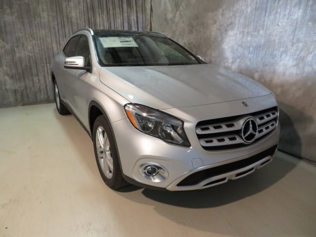 Used 2019 Mercedes-Benz GLA 4MATIC SUV For Sale In Fort Wayne, IN