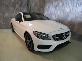 Used 2018 Mercedes-Benz C-Class C 300 4MATIC Coupe For Sale In Fort Wayne, IN